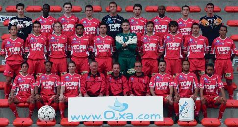 Royal Excelsior Mouscron 2005-2006